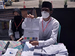 Dirjen Bina Pemdes Pantau Langsung Pelaksanaan Pilkades di Kabupaten Pandeglang