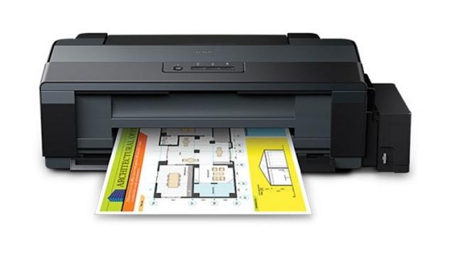 Cara Reset Printer Epson L1300 A3