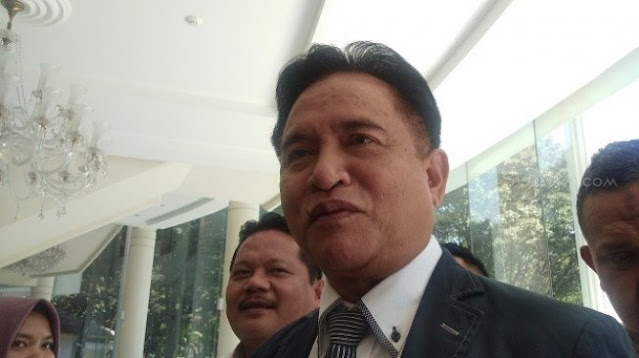 Yusril Ihza Mahendra Bikin Marah Kader Partai Demokrat Indonesia