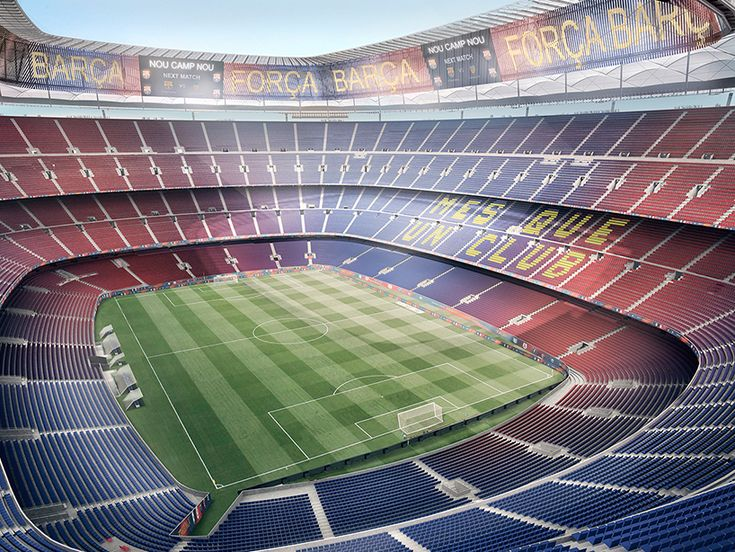 Top 10 list of biggest sports stadiums in the world: Barca new Camp Nou might be 3rd