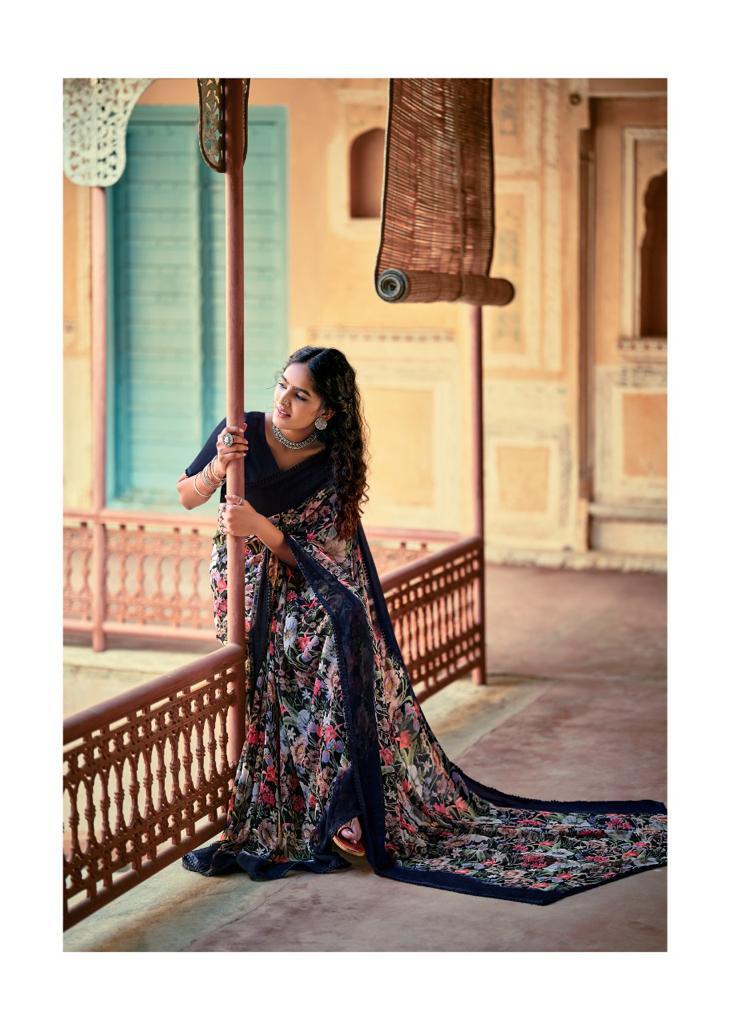 Kashvi Creation Yashvi Vol 2 Sarees Catalog Lowest Price
