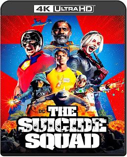 The Suicide Squad [2021] [UHD] [Latino]