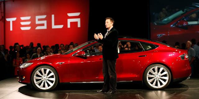 """India Ogah Jualan Tesla """"Made in China"""", Kenapa?"""