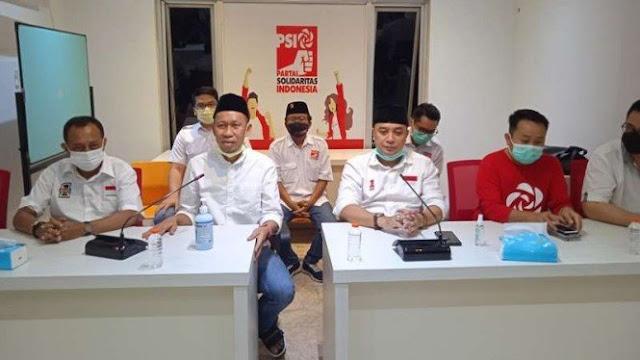 Pengurus PSI Dipolisikan Kadernya, Diduga Korupsi Dana Bantuan Politik