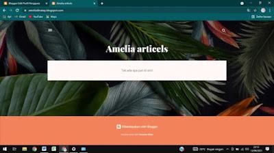 Amelia Articles