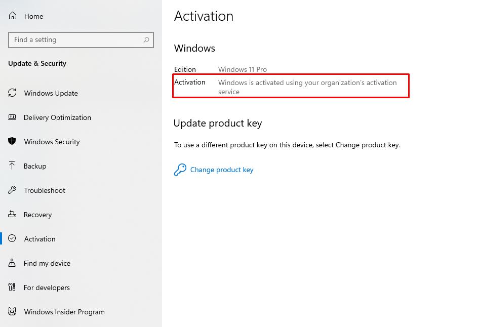 Cara Aktivasi Windows  11 Pro Tanpa Product Key