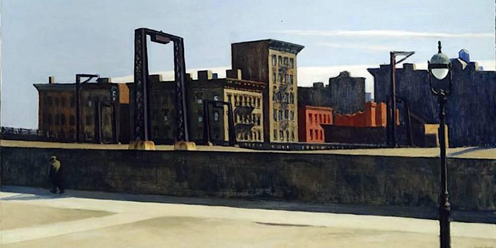 edward hopper pintura moderna americana saulo londres