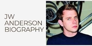 JW Anderson Biography