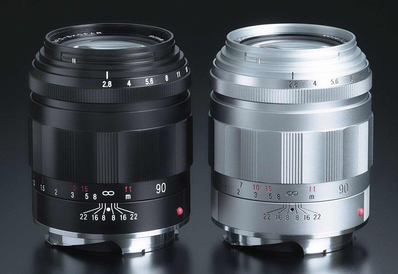 Voigtlander APO-SKOPAR 90mm f/2.8 SL II S (Leica M)