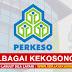 PERKESO Buka Pengambilan Pelbagai Kekosongan Jawatan Terkini Seluruh Malaysia ~ GAJI RM1,220 - RM2,499 / Minima SPM Layak Memohon!