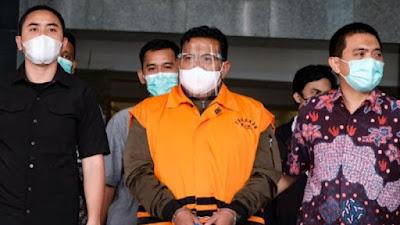 Wali Kota Tanjung Balai Nonaktif Syahrial Dieksekusi ke Rutan Tanjung Gusta Medan