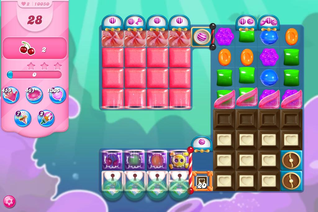 Candy Crush Saga level 10050