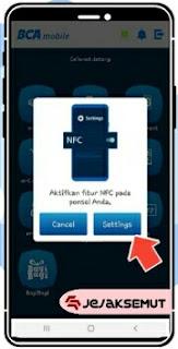 Aktifkan NFC