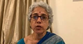 Soumya Swaminathan of WHO
