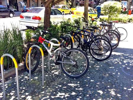 Superintendente da STTRANS informa que centro da cidade de Patos ganhará bicicletários