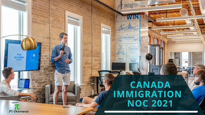 NOC 2021: New Provision by Canada Immigration