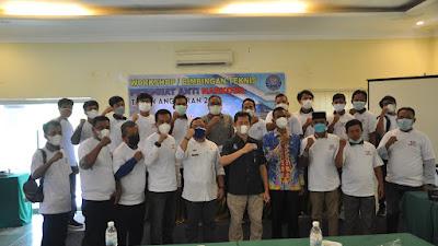 Dukung Kotan, BNNK Lampung Selatan Gandeng Puluhan Jurnalis