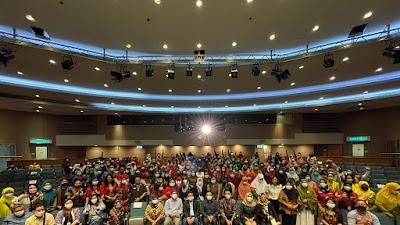 Sarasehan Berkarya untuk Bangsa Pererat Keindonesiaan dan Semangat Persatuan