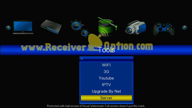 SUPER OPENBOX CA9898 PLUS GX6605S ORIGINAL SOFTWARE WITH 3G OPTION