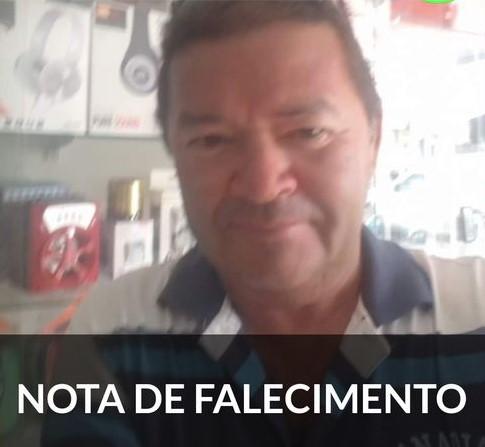Comunicamos o falecimento de Zito da Moura, 55 anos