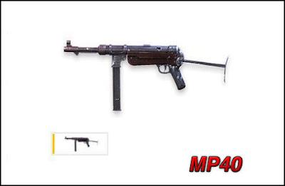 سلاح MP40
