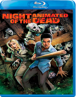 Night of the Animated Dead [2021] [BD25] [Latino]