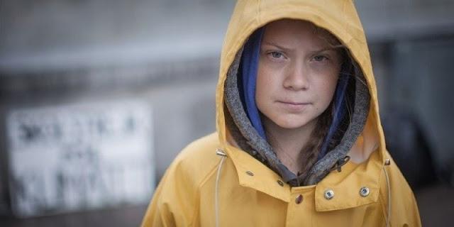 Jelang Konferensi Perubahan Iklim, Greta Thunberg Cs: Generasi Muda Tidak Butuh Janji-janji Palsu!