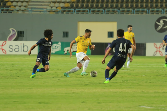 اهداف مباراة الاسماعيلي وانبي (1-2) الدوري المصري
