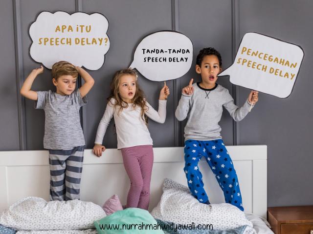 apa itu speech delay
