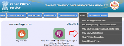Vahan - The Integrated Solution for Vehicle Registration
