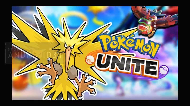 Zapdos Pokémon UNITE