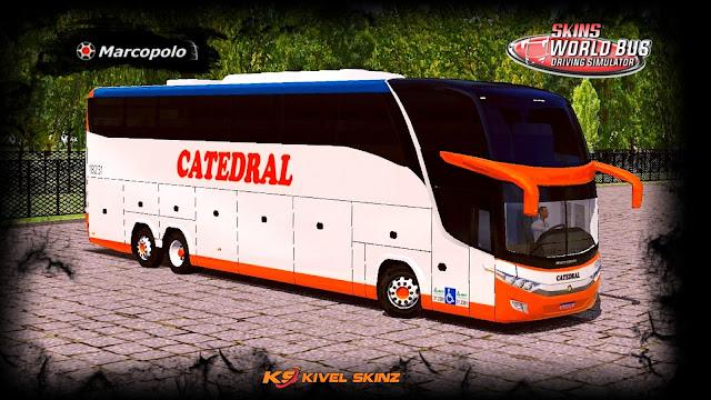 PARADISO G7 1600 LD - VIAÇÃO CATEDRAL WHITE FAMILY