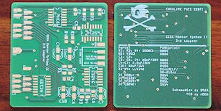 3D Glasses circuit board