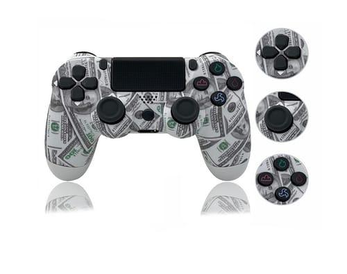 SAIK High Performance Wireless PS4 Gamepad Controller