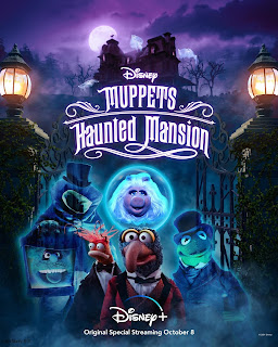 Muppets Haunted Mansion [2021] [CUSTOM HD] [DVDR] [NTSC] [Latino]