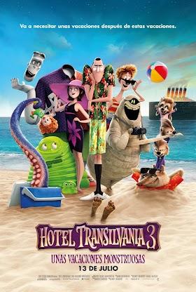 Hotel Transilvania 3: Unas vacaciones monstruosas / Castellano HD