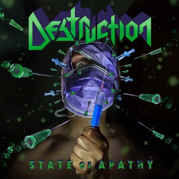 """Το single των Destruction """"State of Apathy"""""""