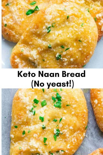 KETO NAAN BREAD