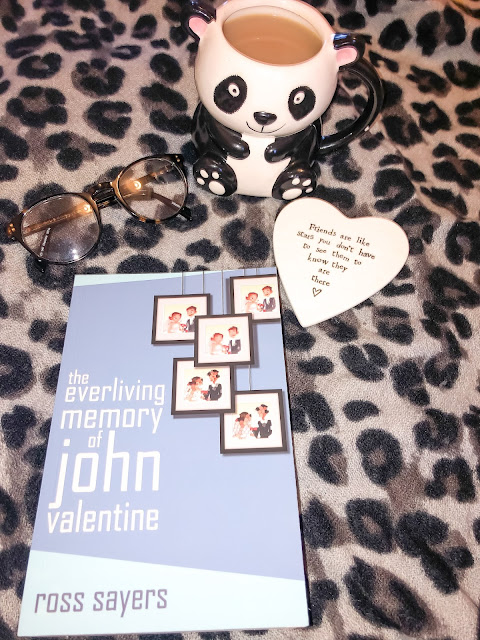 The Everliving Memory of John Valentine by Ross Sayers book review