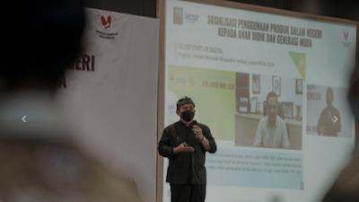 Kadisdik Jabar Dukung Gerakan Nasional Bangga Buatan Indonesia