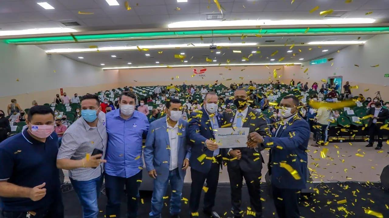 Alex Redano assume a presidência do Republicanos em Rondônia