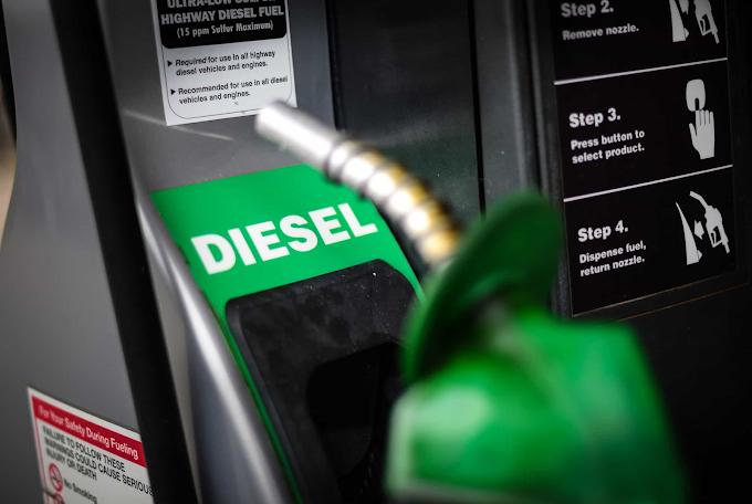 Diesel nos postos sobe 3,3% na semana, diz ANP; gasolina também avança
