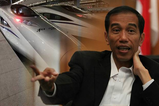 Heran Jokowi Izinkan Kereta Cepat Pakai APBN, Demokrat: Pemerintah Ini Sebenarnya Punya Perencanaan Jangka Panjang atau Enggak?