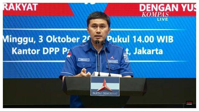 Minta Moeldoko Tak Ganggu Partainya, Demokrat: Jika Ambisi Jadi Presiden, Dirikan Partai Sendiri