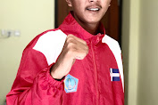 Bertarung Dengan Atlit Berpengalaman, Reza Mampu Raih Medali di PON XX Papua Cabor Paralayang. Inyo : Dia Tampil Luar Biasa