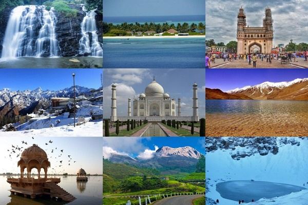 Beautiful places in India you cannot go without visiting