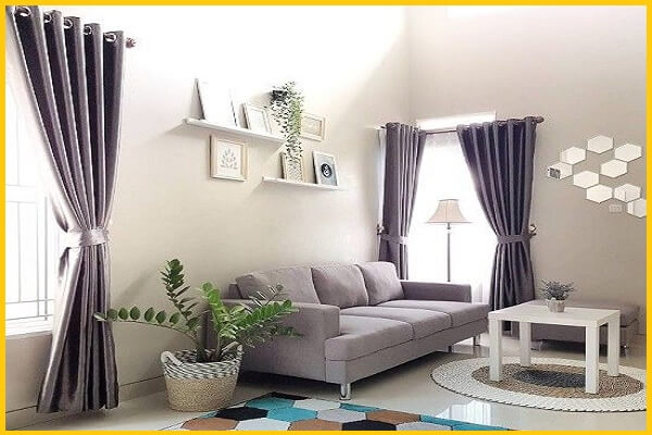 country farmhouse curtains for living room