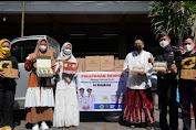 Ketua Dekranasda Gresik Lepas Produk UMKM Ujungpangkah ke Hongkong
