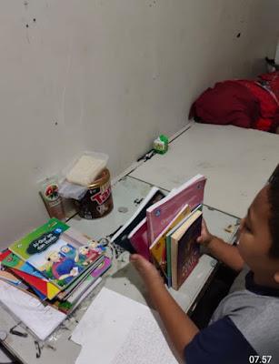 Kegiatan Akhir Pekan Anak Kelas 3 SD Juara Bandung