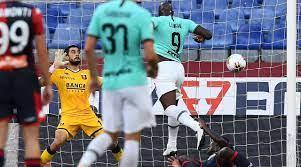 مموعد مباراة انتر ميلان وجنوي في الدوري الايطالي